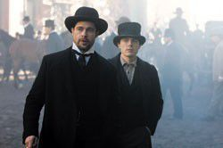 The Assassination of Jesse James by the Coward Robert Ford/Gone Baby Gone