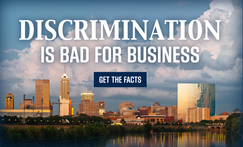 A coalition of businesses launch push for LGBT civil rights protections