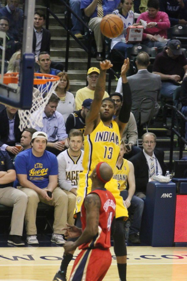 Pacers v. Pelicans