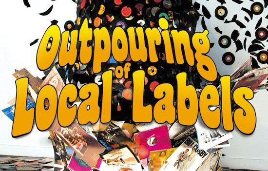 Outpouring of local labels
