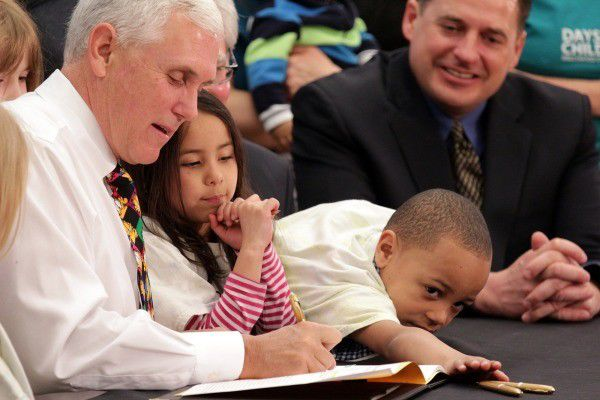 Pre-K supporters ask Pence to re-consider fed funding