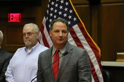 Indiana House Republicans pick Huston as heir to the speaker's throne