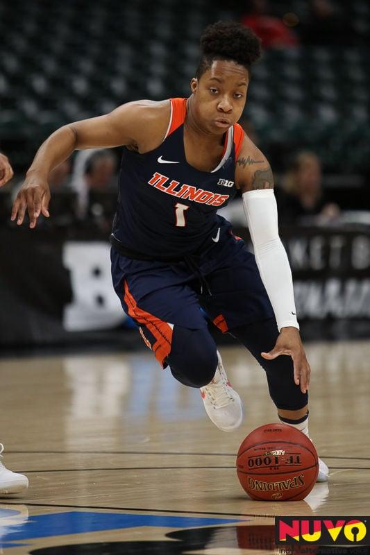 B1G Womens Basketball Tourney Illinois v. Penn St.