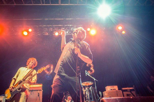 Damn right they'll rise again: Hold Steady at Vogue