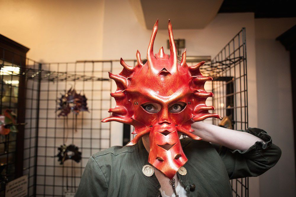 Slideshow: Steampunk through the Looking Glass