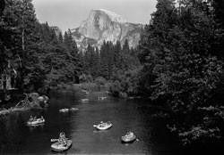 Art inspired by Yosemite