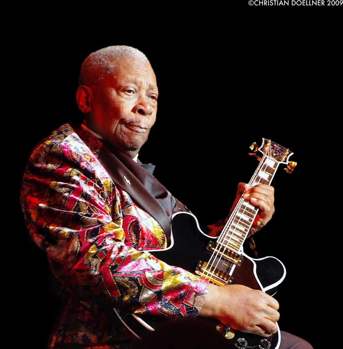 The Reverend Peyton on BB King and his perfect notes