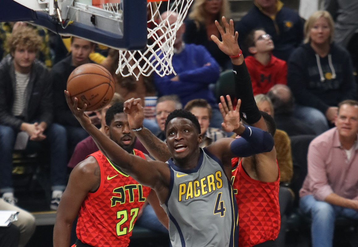Victor Oladipo (4) Pacers Guard