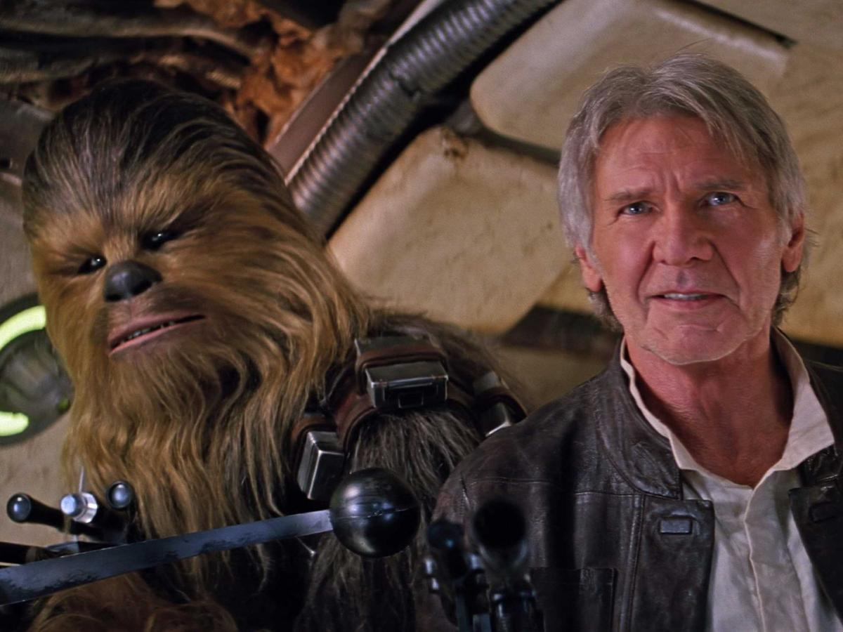 Review of Star Wars: The Force Awakens