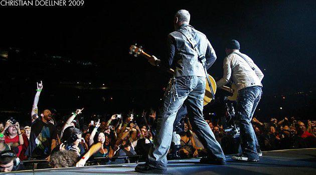 U2 in Chicago, Sept. 12