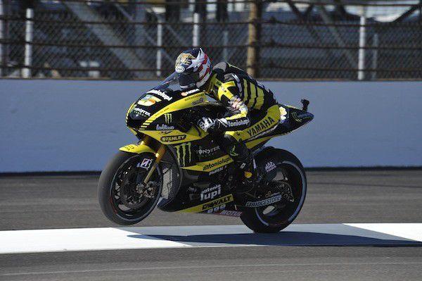Red Bull Indy MotoGP 2012 goes indie