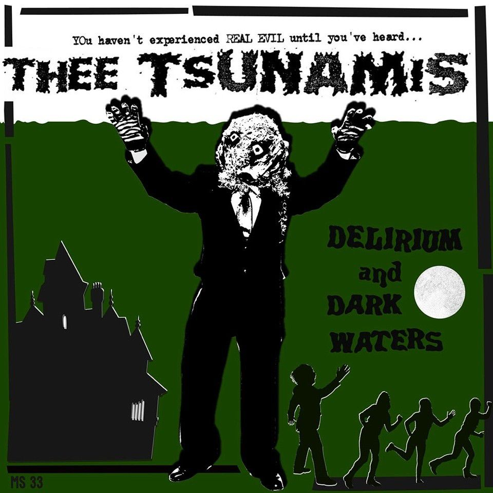 Thee Tsunamis release track; announce album drop date