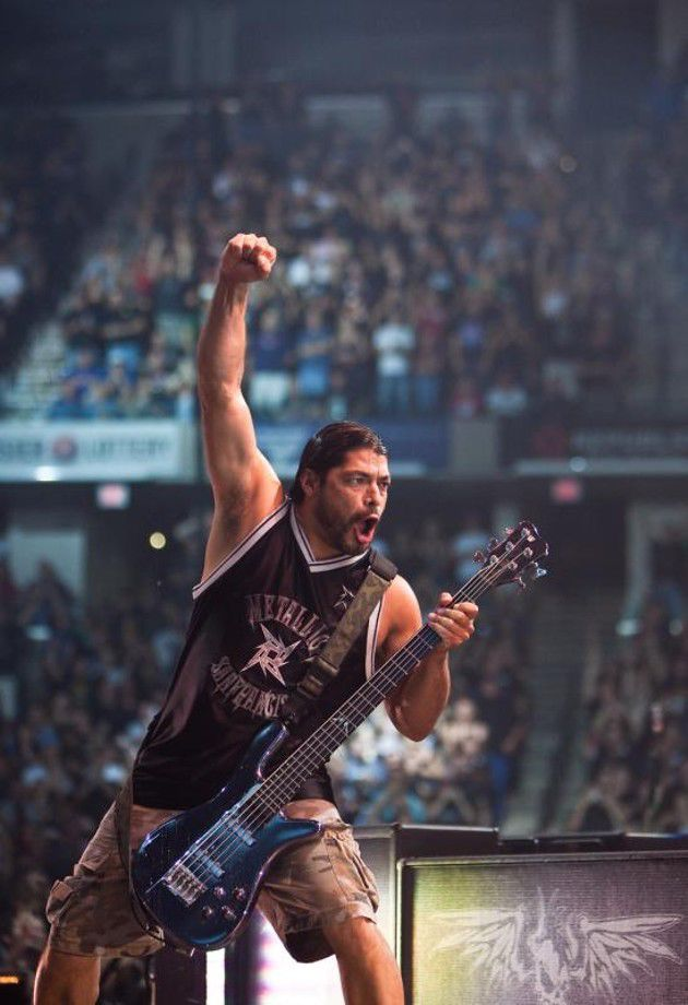 Metallica at Conseco Fieldhouse