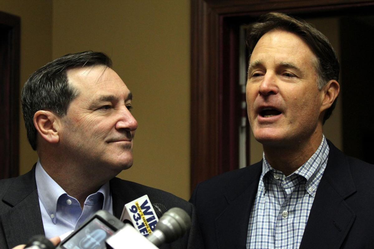 Bayh says run for governor is unlikely