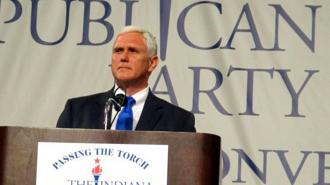 Pence: no federal dollars to expand pre-K