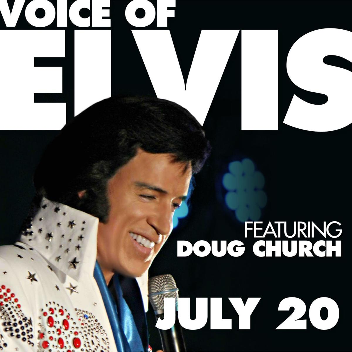 The Voice of Elvis