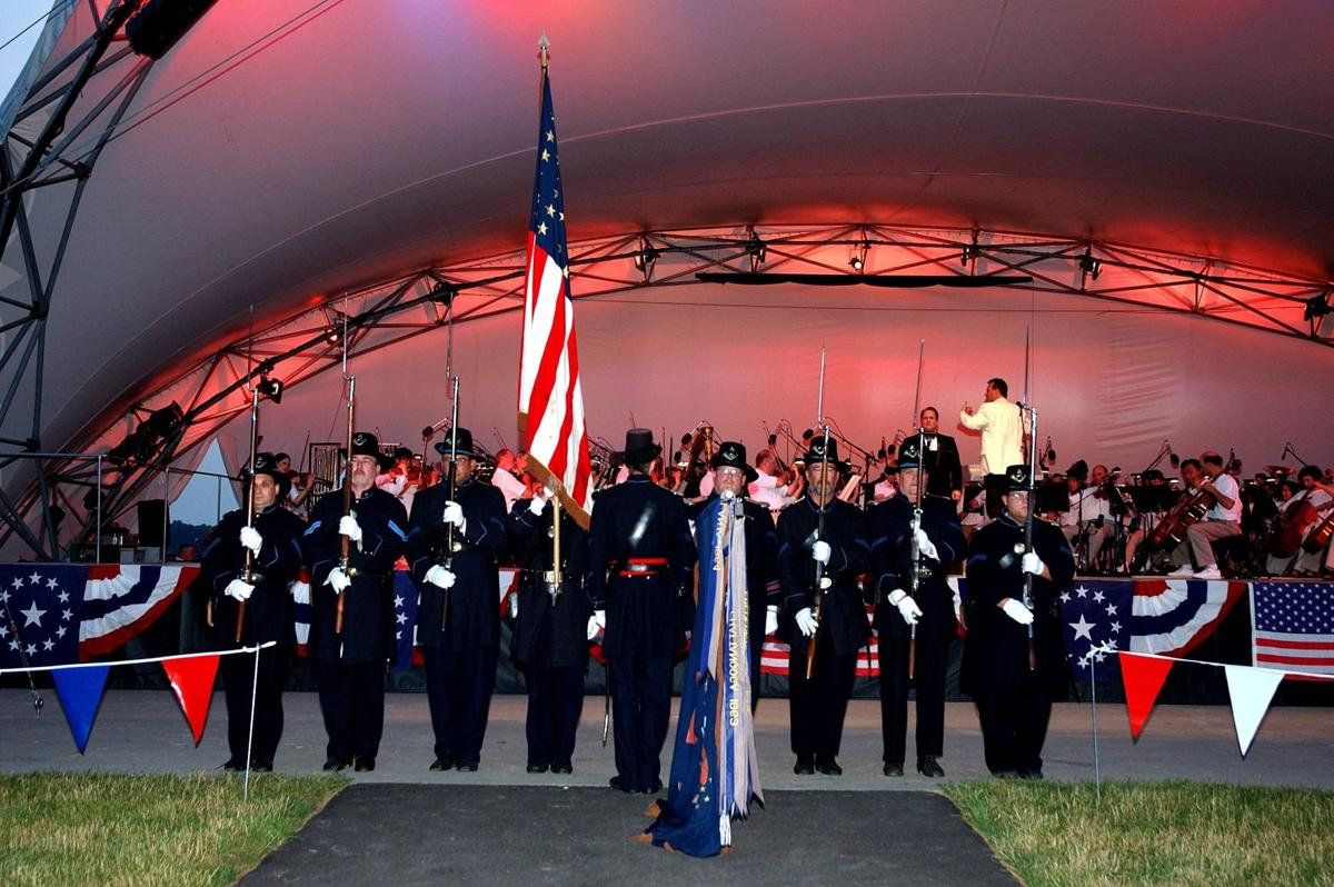 """Symphony on the Prairie """"Stars and Stripes Symphony"""" review"""