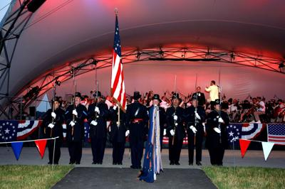 "Symphony on the Prairie ""Stars and Stripes Symphony"" review"
