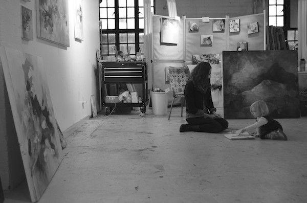 """A sisterhood of """"mother artists"""""""