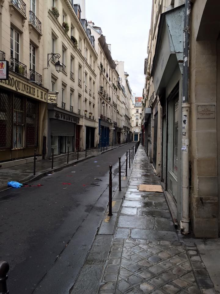 Paris presses on