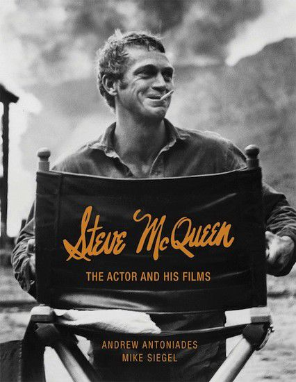 Steve McQueen on your coffee table
