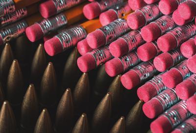 Pencil Versus Gun Culture