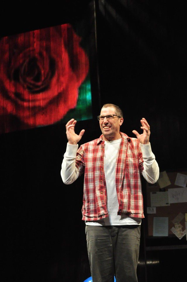 Review: 'Fire in the Garden' at the IRT