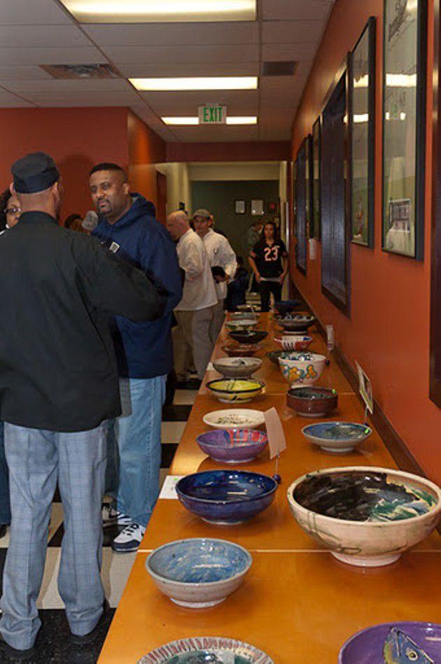 Slideshow: Souper Bowls 2012