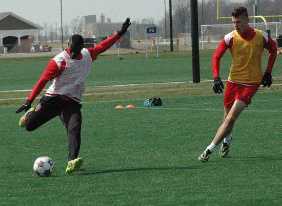Indy Eleven prepares for Fort Lauderdale