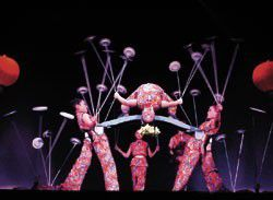 Chinese Acrobats!
