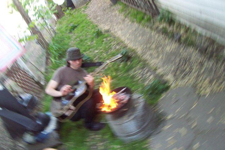 Indiana Americana: New Jethro Easyfields album