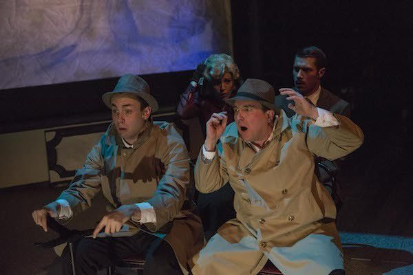 Review: Actors Theatre of Indiana's The 39 Steps
