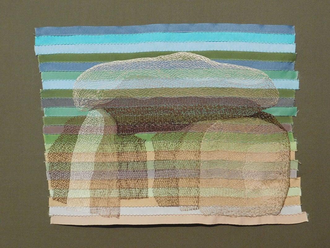 """""""Dolmen"""" by Anne McKenzie Nickolson"""