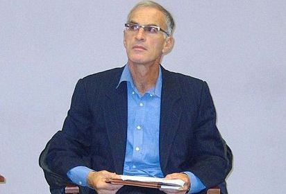 Norman Finkelstein, author of Beyond Chutzpah