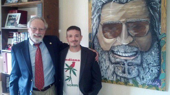 A word from Indiana NORML's Steve Dillon