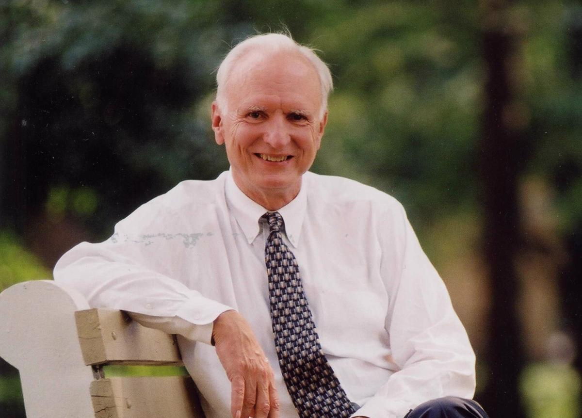Bill Hudnut and the great heart that built a city