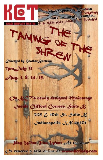 Review: The Taming of the Shrew (Khaos Company Theatre)