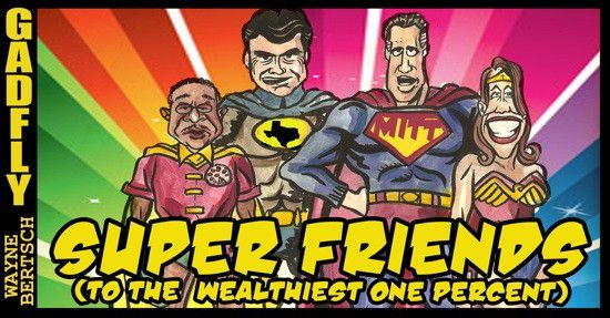 Gadfly: Super Friends