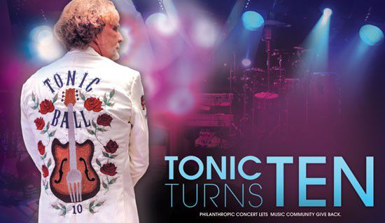 Tonic turns ten: A timeline