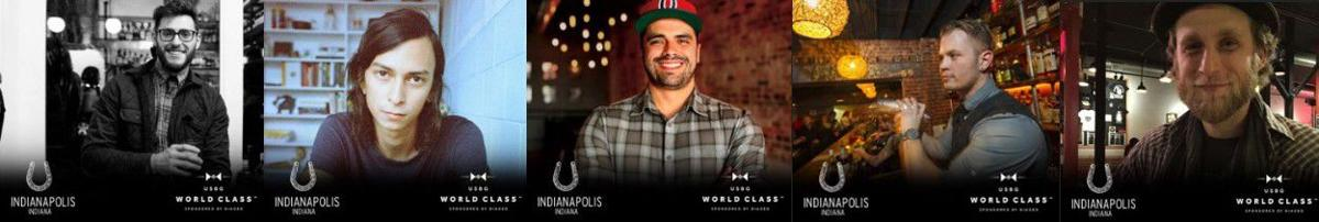 Five Indy bartenders headed to USBG Diageo regional finals