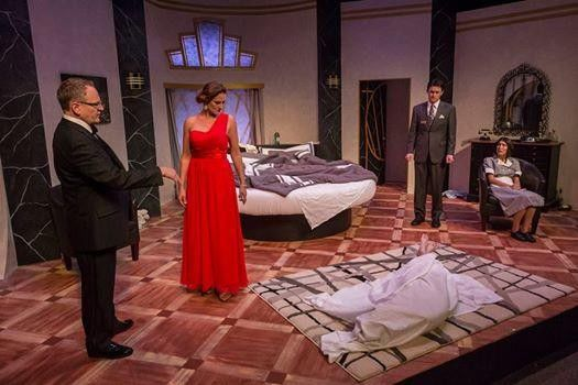 Review: Clark Gable Slept Here at Phoenix Theatre