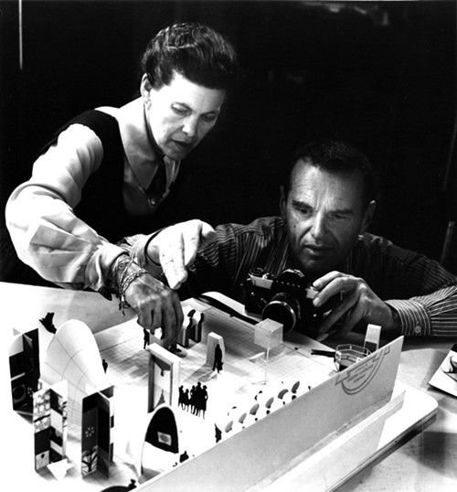 Review: 'Eames: The Architect and the Painter'