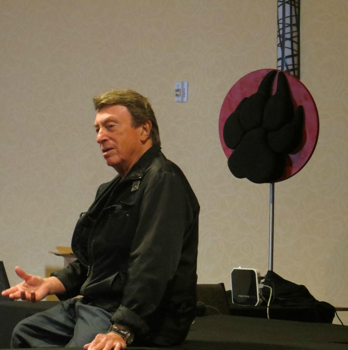 Indy Film Talk: Larry Cohen and his monster-baby at HorrorHound