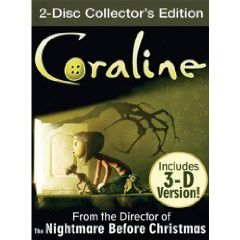"""""""Coraline: Two-Disc Collector's Edition"""" on DVD"""