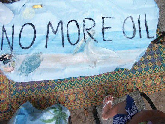 Rally touts fossil-fuel-free future