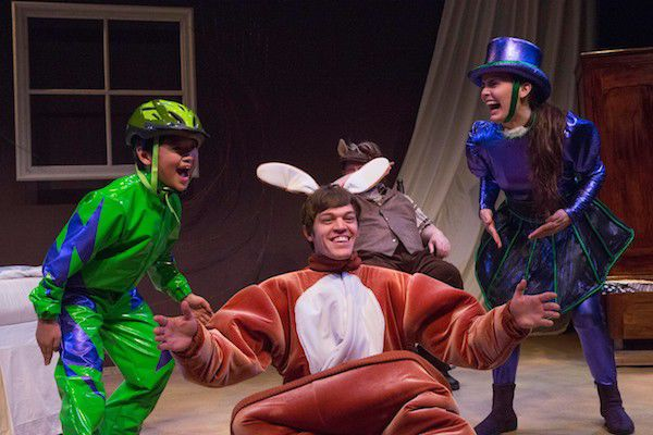 Review: The Velveteen Rabbit at Indiana Repertory Theatre