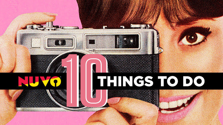 10 Things to Do (Pink Camera)
