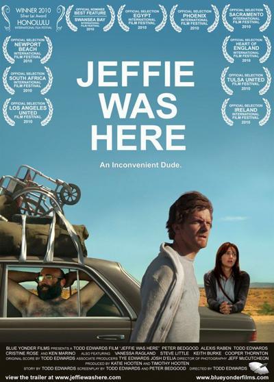 IIFF 2010: Jeffie Was Here