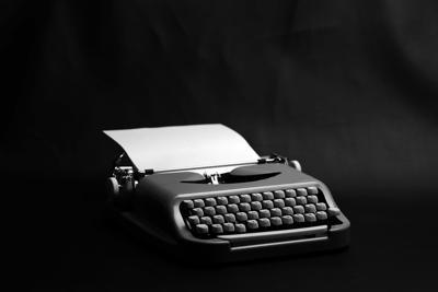 Typewriter (Stock)