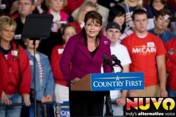 "Sarah Palin ""Road to Victory\"" Rally"